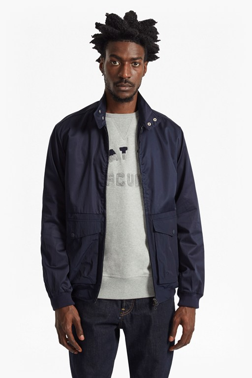 Complete the Look Hybrid Army Harrington Jacket