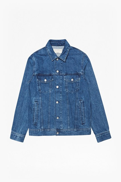 Bleached Denim Jacket