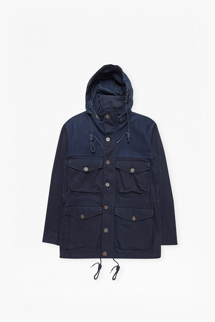 Kurtz Cotton Mix Jacket