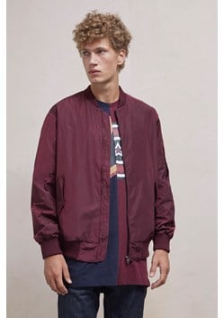 Boulevard Light Bomber Jacket