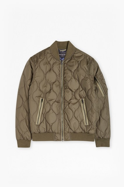 Onion Quilted Jacket