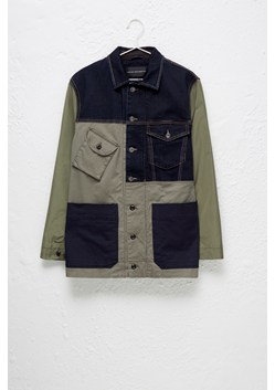 Field Patchwork Jacket