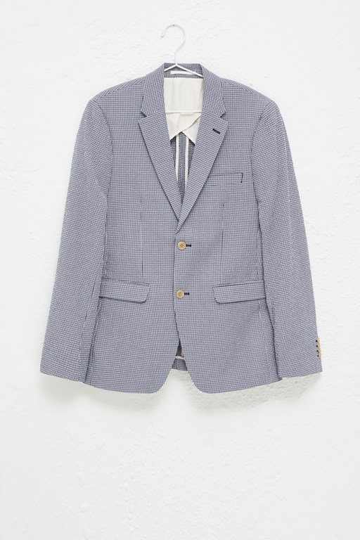 Complete the Look Seersucker Suiting Jacket