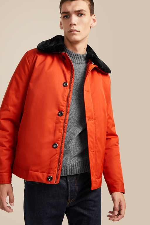 Complete the Look Bystander Nylon Jacket