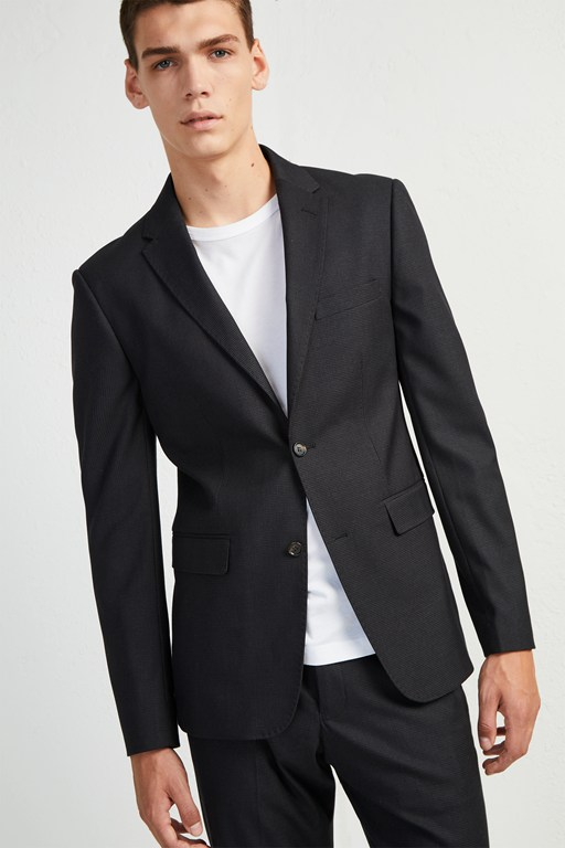 Complete the Look Micro Dogtooth Stretch Jacket