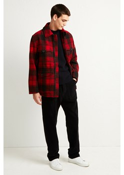 Hunting Check Harrington Jacket