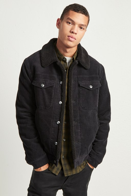 Complete the Look Corduroy Jacket