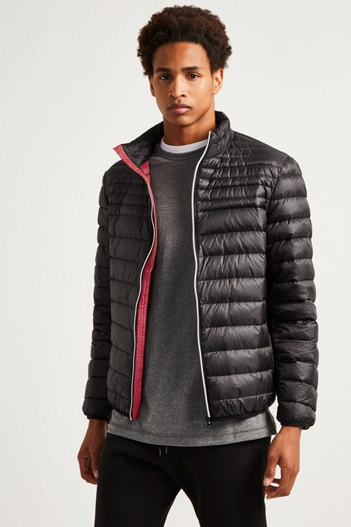 superfine packable puffa jacket