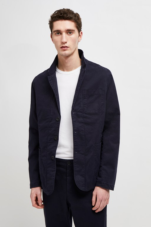 machine stretch jacket