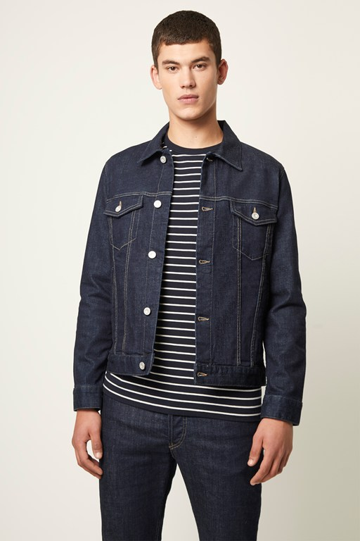 Complete the Look French Connection Denim Jacket