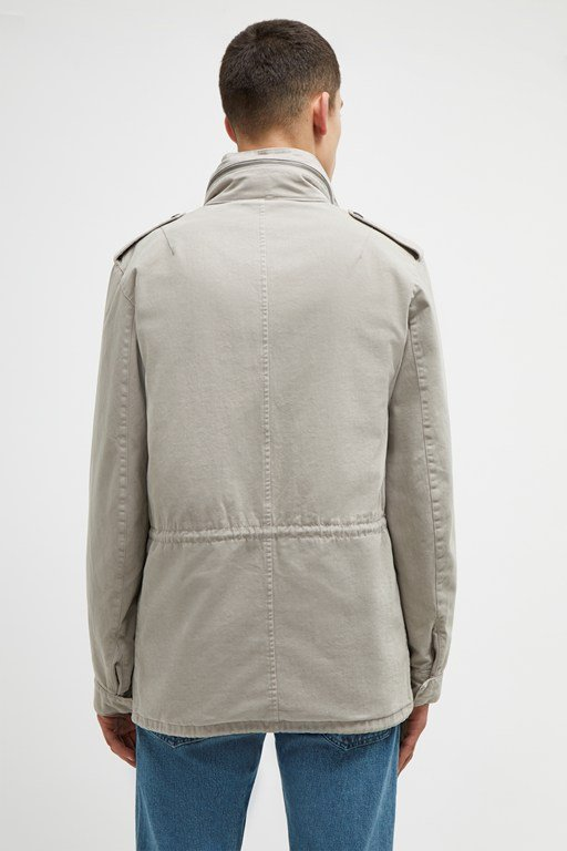 Complete the Look Washed Field Jacket