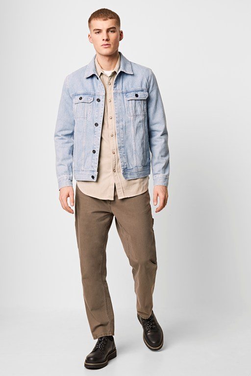 authentic classic denim jacket