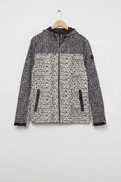 Printed Tech Jacket