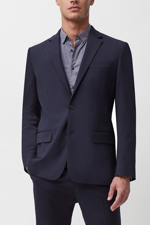 classic suiting tailored blazer