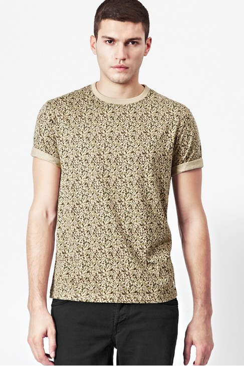 Camouflage Jersey Tee