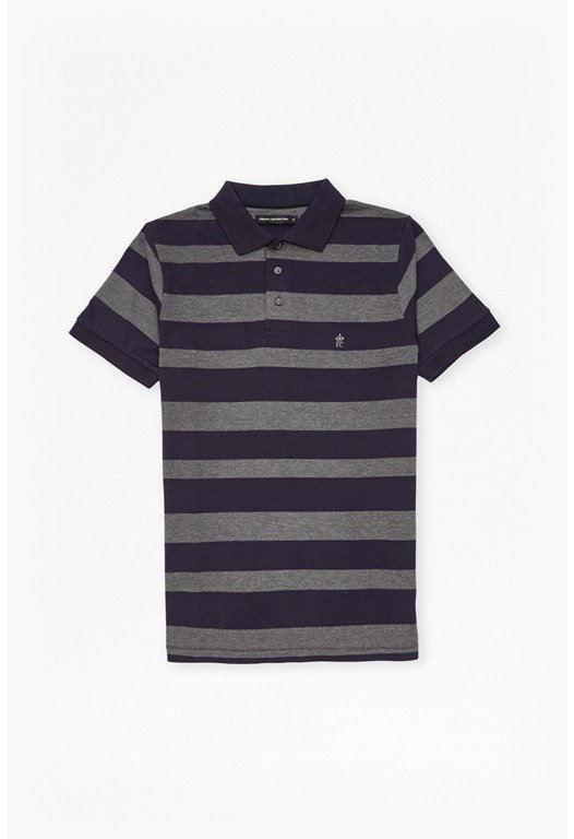 Two Stripe Polo Shirt