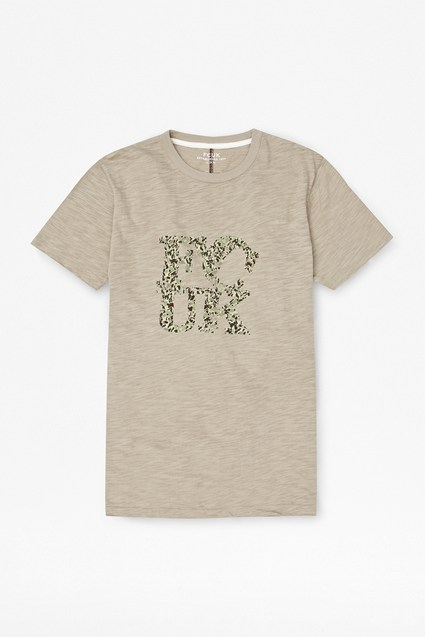Fcuk Camouflage T-Shirt