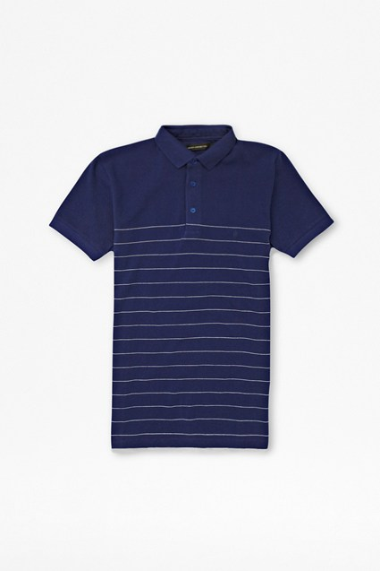 Rifle Stripe Polo Shirt