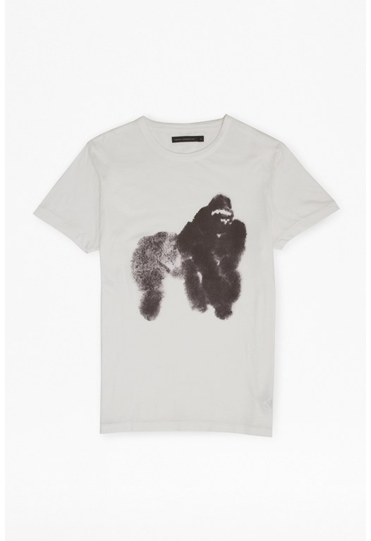 Zoo Printed Jersey T-Shirt