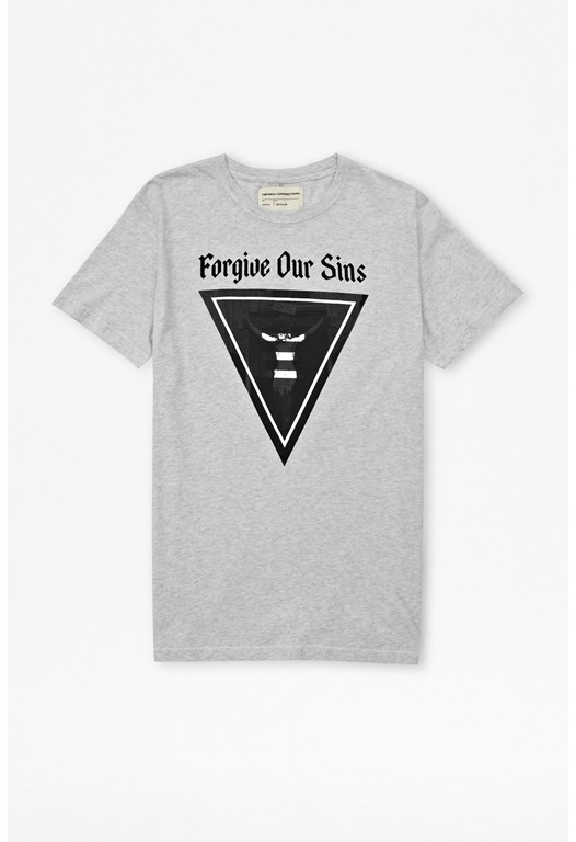 Forgive Our Sins Tee