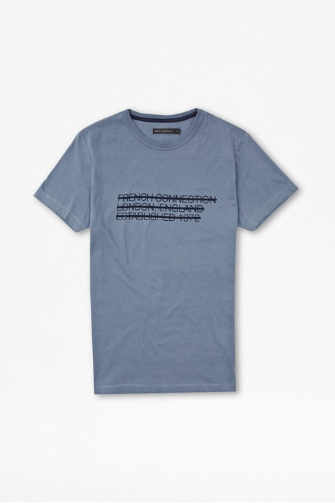 Crossed Out Cotton T-Shirt