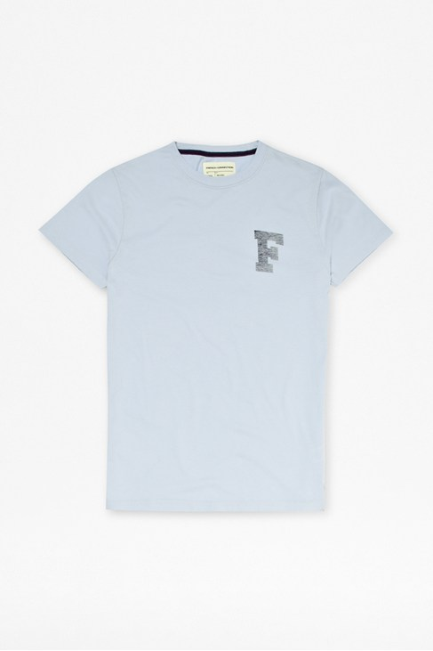 College Chest F Tee