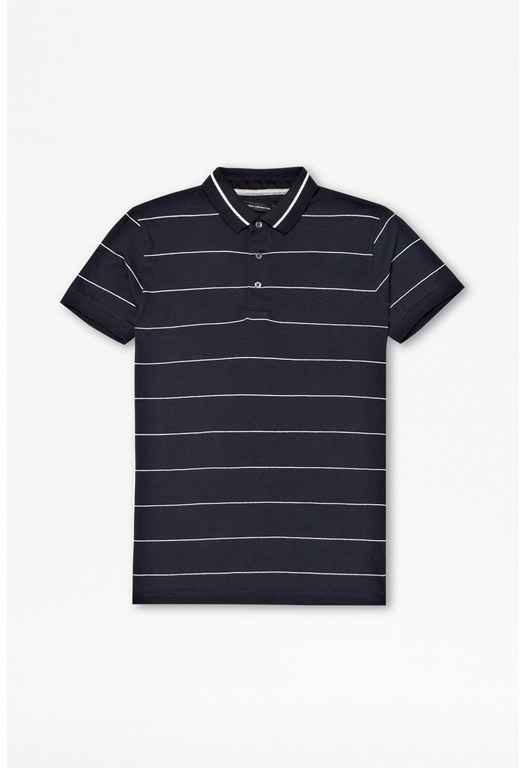 Black Caravan Polo Shirt