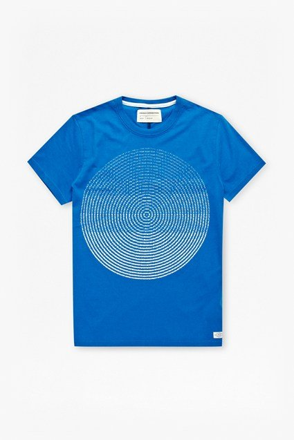 Fcuk Round And Round T-Shirt