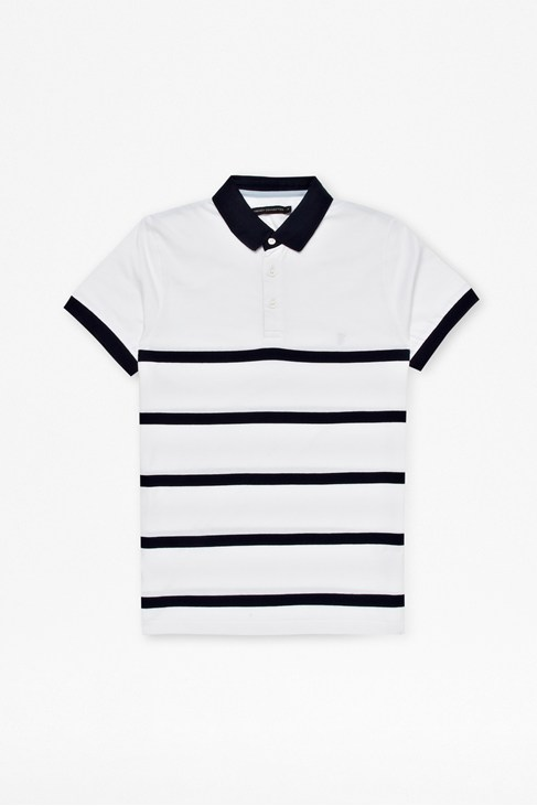 Black Star Marlon Polo Shirt