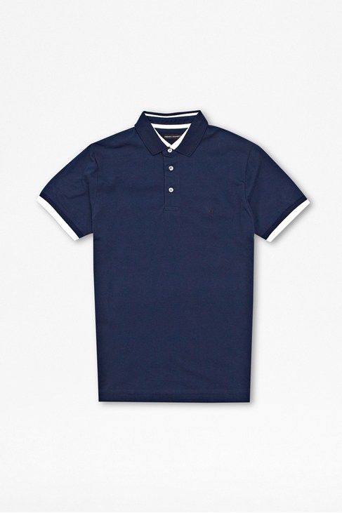 Black Coast Jersey Polo shirt