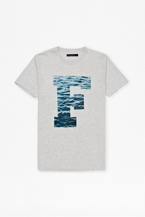 F Waves T-Shirt