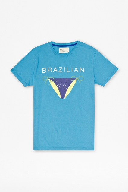 Brazilian Knickers T-Shirt