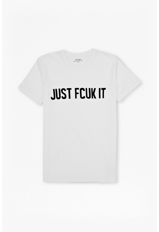 Just Fcuk It T-Shirt