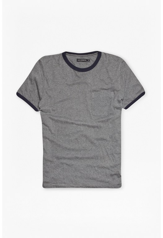 Ringer Cotton T-Shirt