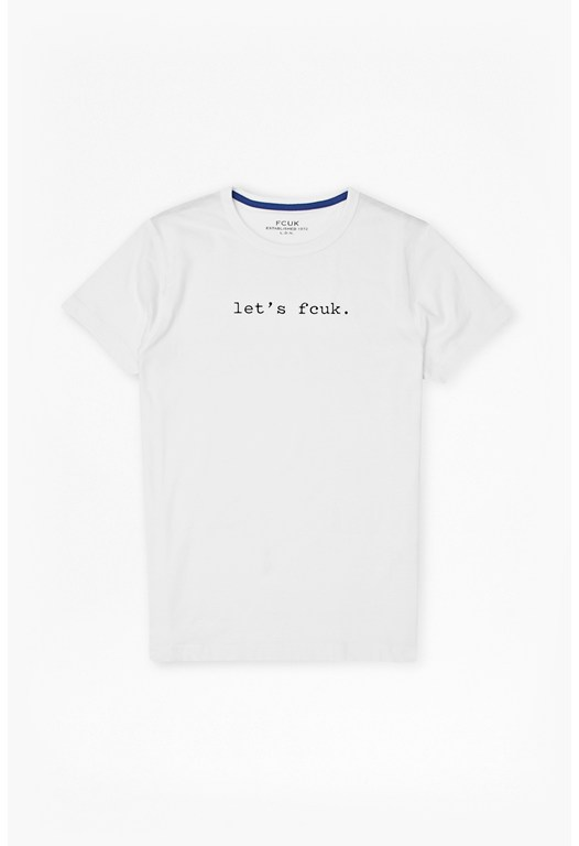 Let's Fcuk T-Shirt