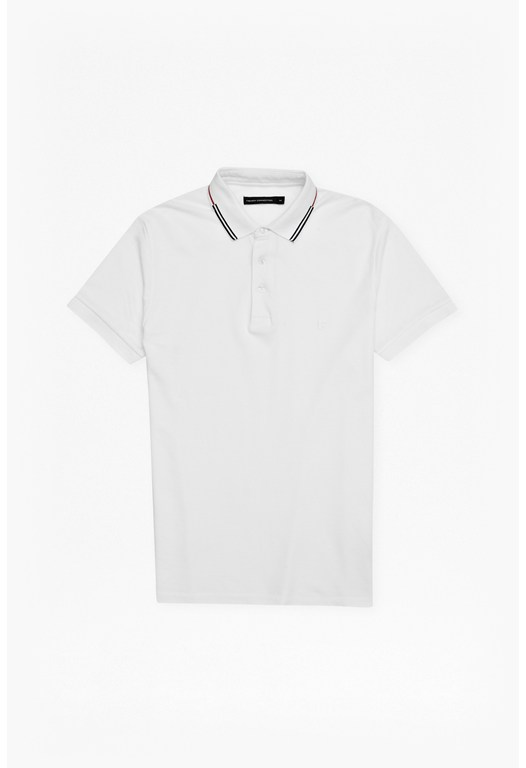 Simple Mercerised Polo Shirt