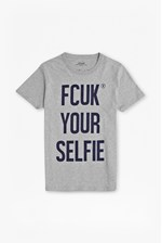 Looks Great With Fcuk Your Selfie T-Shirt