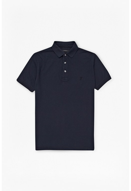 Garment Dye Polo Shirt