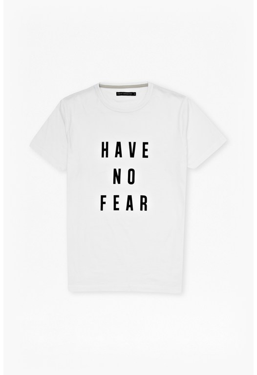 fcuk fear Have No Fear T-Shirt