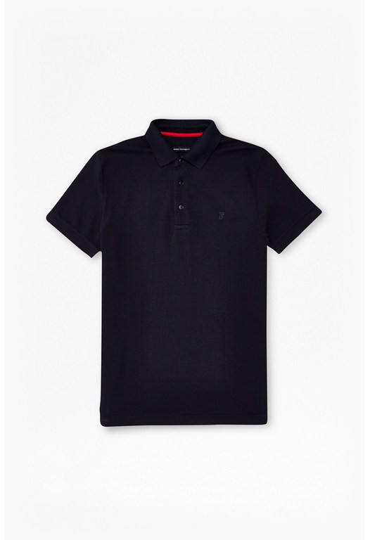 Ampthill Textured Polo Shirt