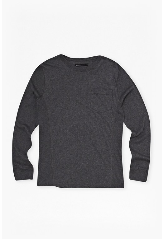Cotton Modal Long Sleeve T-Shirt