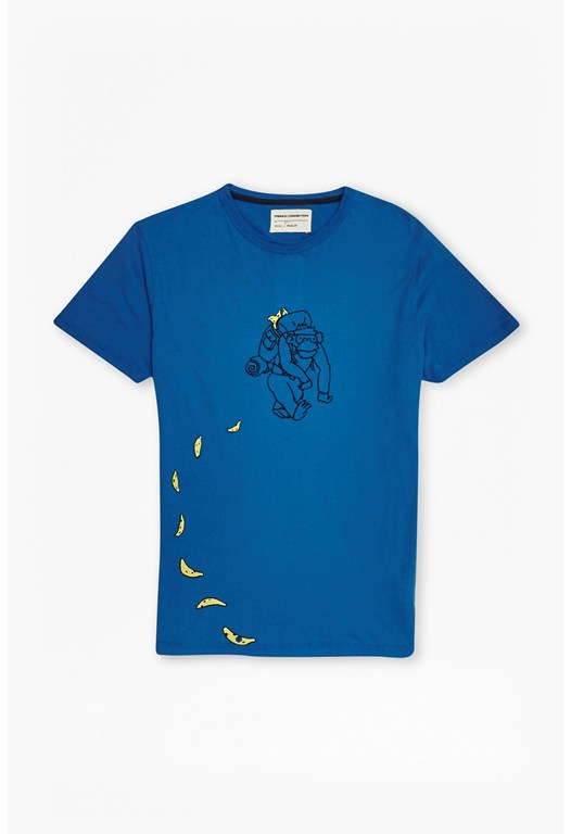 Banana Trail Graphic T-Shirt