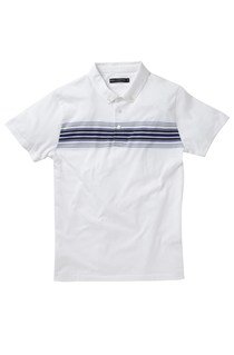 Lacken Stripe Polo Shirt