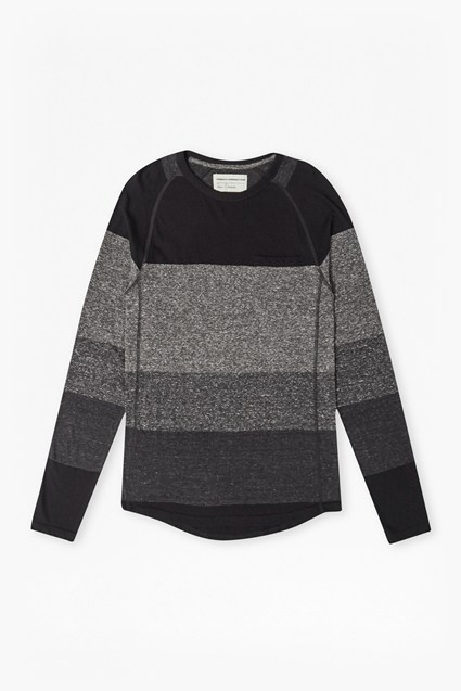 Garage Stripe Jumper
