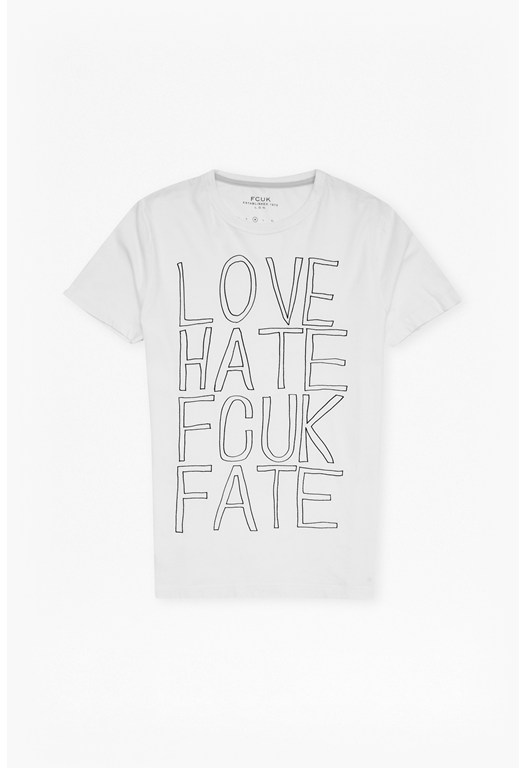 Fcuk Fate T Shirt