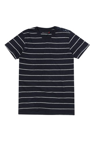 FCUK Sports Stripe T-Shirt