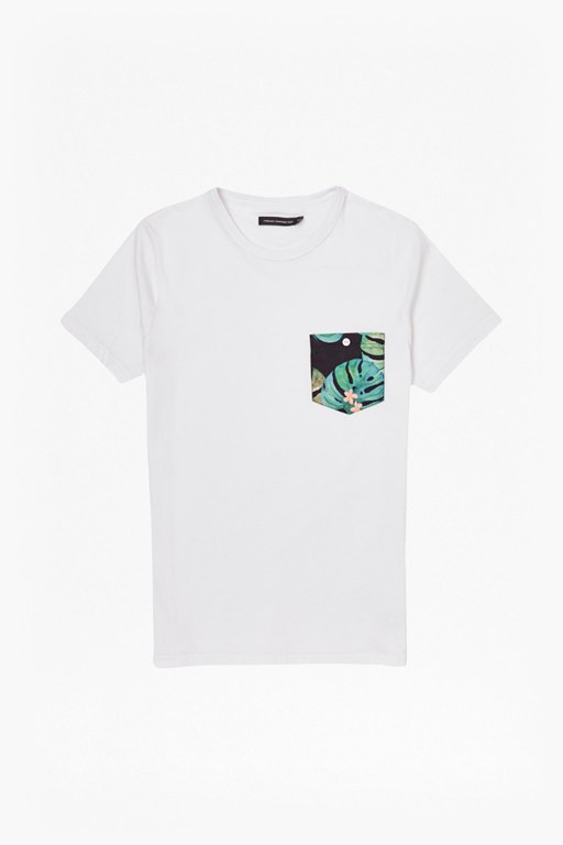 Complete the Look Penthouse Pocket Marlon Crew T-Shirt