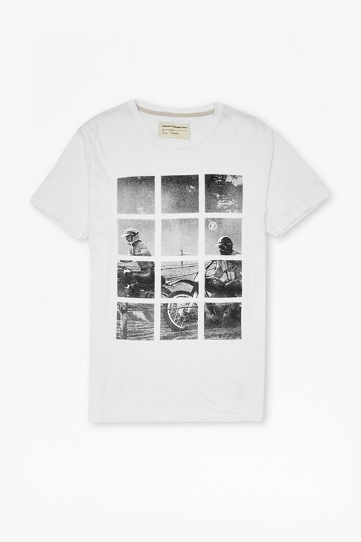 Complete the Look Riders Printed T-Shirt