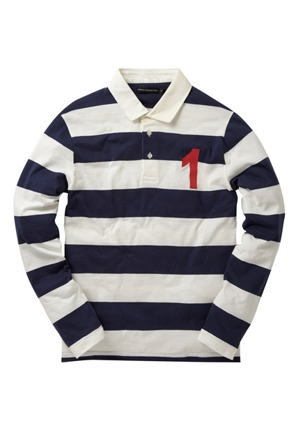 Shift Stripe Polo Shirt