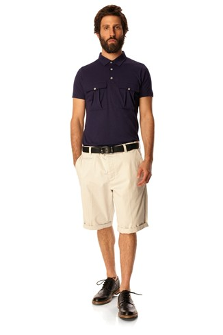 Widescreen Jersey Polo Tee